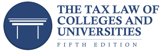 College University Tax Law Bert Harding Logo