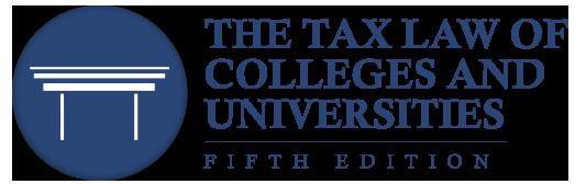 College University Tax Law Bert Harding Logo